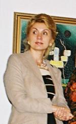 Председатель объединения Сёке Лариса (Szőke Larisza)