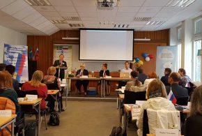 Девятая конференция российских соотечественников Швеции