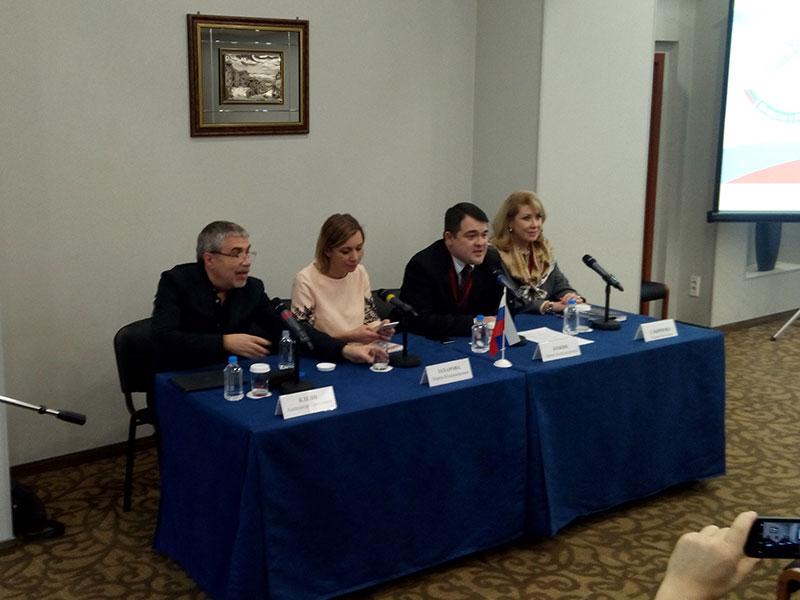 Всемирная конференция соотечественников «Вместе с Россией», Мария Захарова