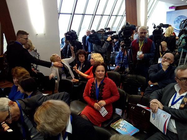 Всемирная конференция соотечественников «Вместе с Россией», Татьяна Керн