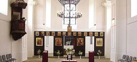 Православная служба в Токае