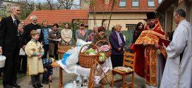 Пасхальная литургия в Дебрецене