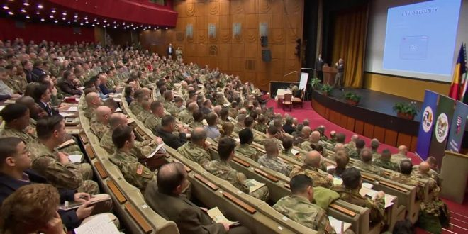 Военные учения НАТО в Венгрии в июле 2017