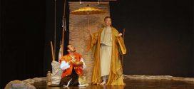 В Будапеште прошел VII Международный фестиваль русских зарубежных любительских театров «Лукоморье»