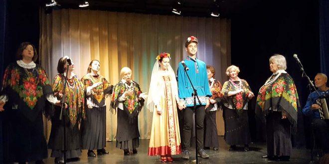 IX Фестиваль народного творчества прошел в Будапеште