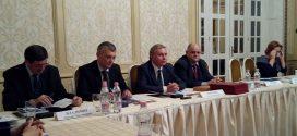 В Будапеште состоялся круглый стол с представителями Правительства Москвы и Руководителями объединений соотечественников Венгрии