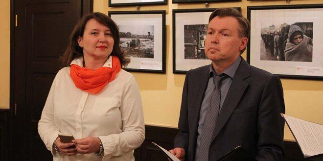 Фотовыставка победителей конкурса имени Андрея Стенина в Будапеште