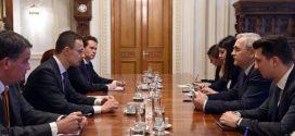 Венгрия хочет закупать газ в Румынии