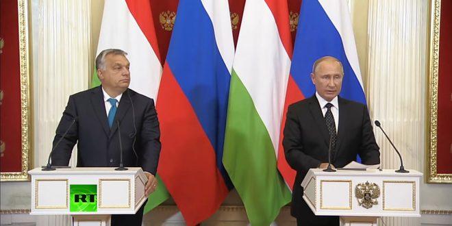 Венгрия делает ставку на российский газ