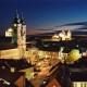 Ночной Эгер, Венгрия