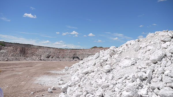 Алебастровая шахта