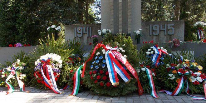 День Победы 2018 в Венгрии