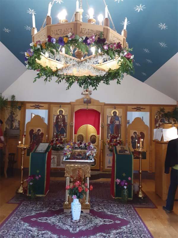 Церковь в городе Дебрецен