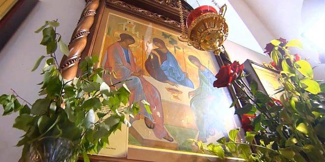 Праздник святой Троицы в Дебрецен