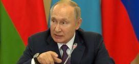Статья Владимира Путина «75 лет Великой Победы»