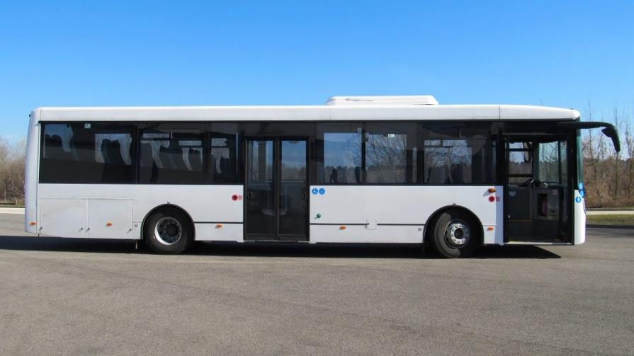 Длина автобуса Икарус
