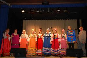 Русский хор Российско-венгерского общества г. Капошвара