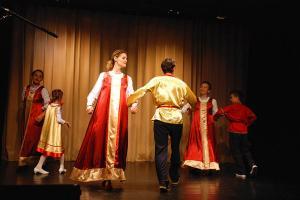 Танцевальный коллектив «Шкатулочка» Будапешт