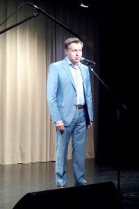Валерий Платонов открывает фестиваль