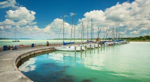 Собственное венгерское море - озеро Балатон