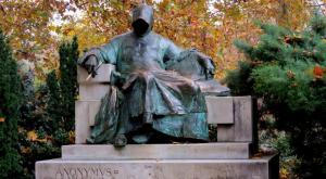 Загадочный памятник Анонимус